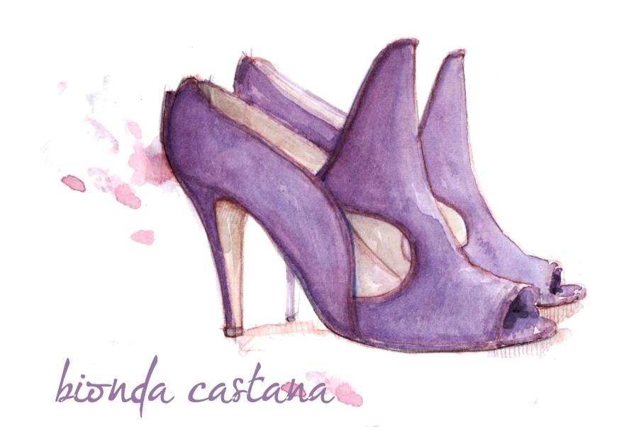 Suede Tia by Bionda Castana