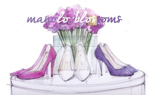 A bouquet of manolos