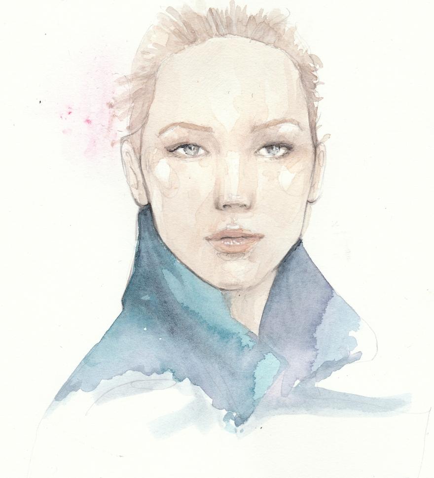 A portrait of Jennifer