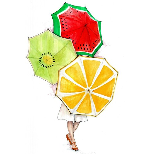 juicy umbrella